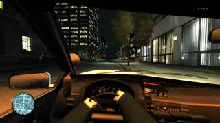 GTA 4 First Person PC HD Take 2