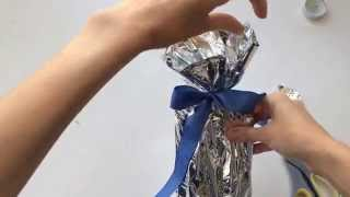 Упаковка в полисилк