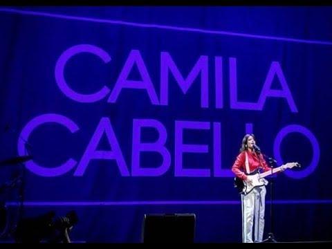 Camila Cabello ❤ abriendo concierto de Bruno Mars 20/07/17
