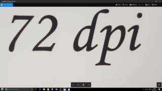 DPI settings for sublimation printing - why they