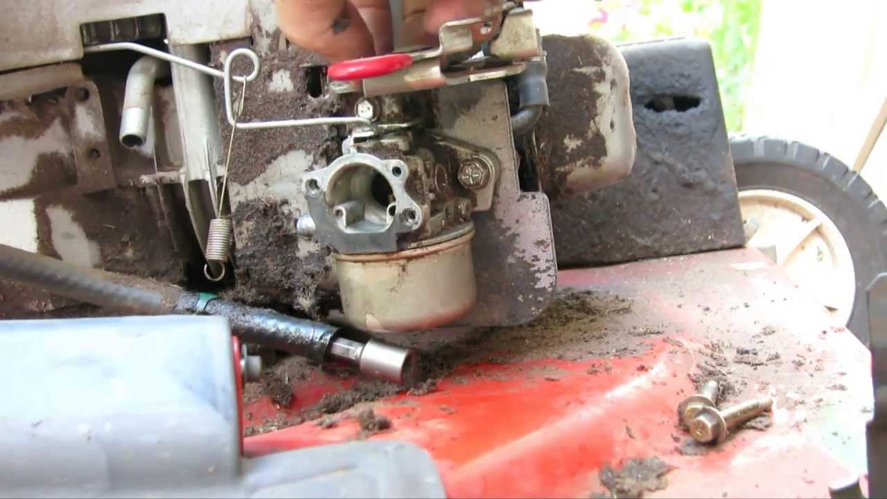 small resolution of scott s b intek edge lawn mower wont stay running lawnmower doesnt run dies after a few seconds youtube
