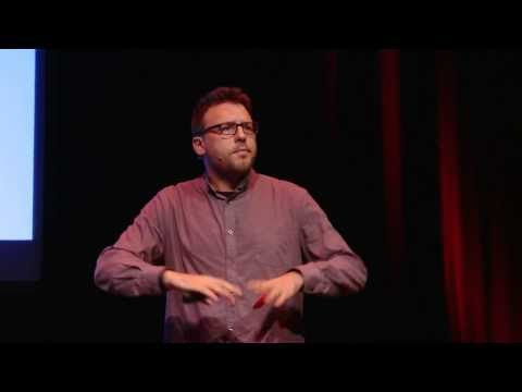 Creativity and information: Michael Bhaskar at TEDxTallaght