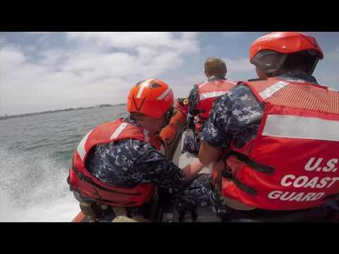 Maritime Interdiction Training