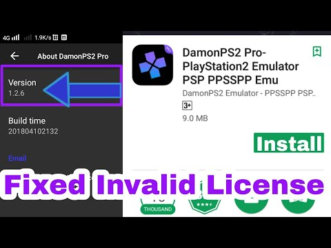 DAMON PS2 PRO Latest Version 1 2 6 Free For Android - Видео