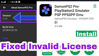 Damon ps2 pro emu apk | DamonPS2 (PS2 Emulator) 2 5 Apk full latest