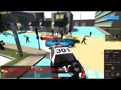 Gmod methRP the hacker funny with bobby