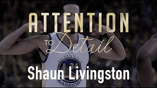 Shaun Livingston: The Ultimate Role Player (Breakdown)
