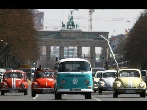 Volkswagen Comerciais Antigos 1 - Fusca e kombi