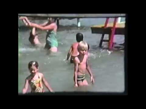 1977 Holiday Sands giant slide, Ravenna, Ohio