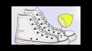 Mẹo vặt làm sạch giầy trắng một cách hiệu quả không nên bỏ qua