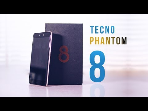 TECNO Phantom 8 Unboxing, Hands On & First Impressions!