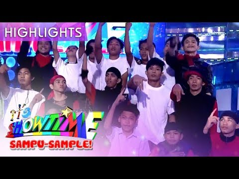 Classic Showtime P-Squad Marawi enters the weekly finals | It's Showtime Sampu-Sample