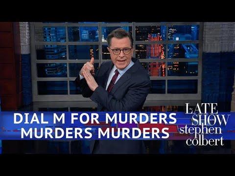 Trump 2020: Murders, Murders, Murders, Killings, Murders!