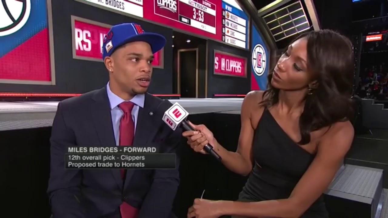 Miles Bridges | Number 12 Overall Pick 2018 NBA Draft