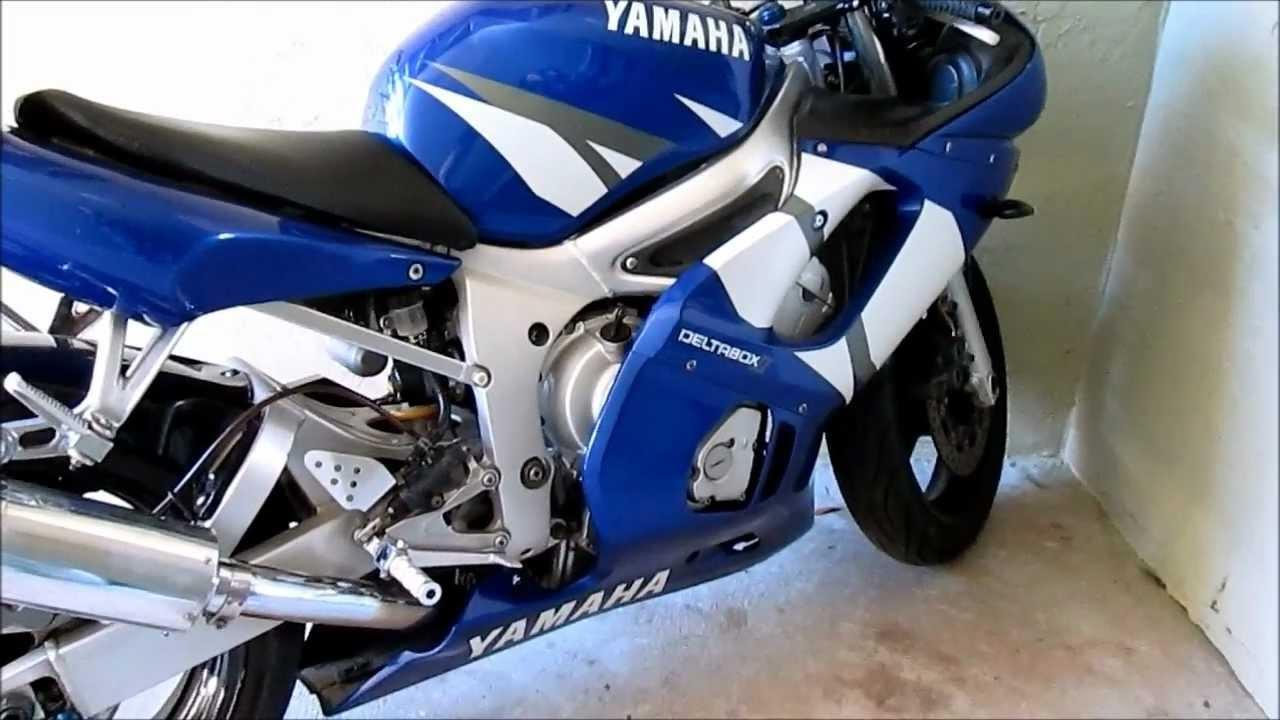 Yamaha 600 Cc Street Bike Youtube