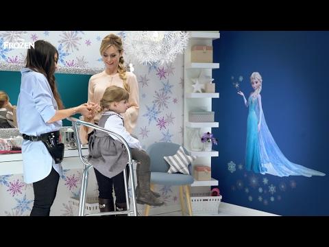 Frozen Segreti Per Un Frozen Look Con Adriana Spink Una