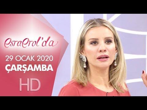Esra Erol'da 29 Ocak 2020 | Çarşamba