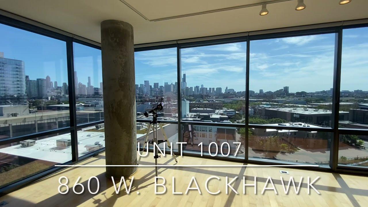 Lincoln Park Luxury Virtual Home Tour 860 W Blackhawk Unit 1007