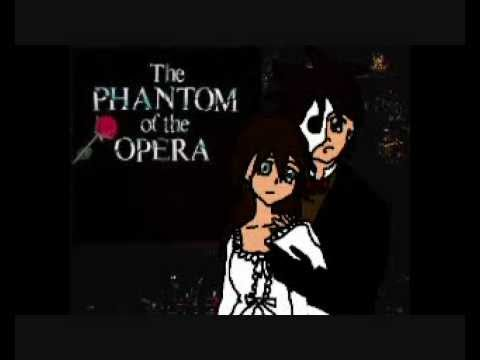 The Phantom of the Opera Das Phantom der Oper german lyrics