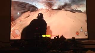Star wars battlefront graveyard of giants by Redbeak boxer