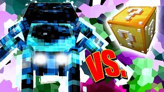 RAINHA DAS ARANHA VS. LUCKY BLOCK (MINECRAFT LUCKY BLOCK CHALLENGE TARANTULA BROOD MOTHER)