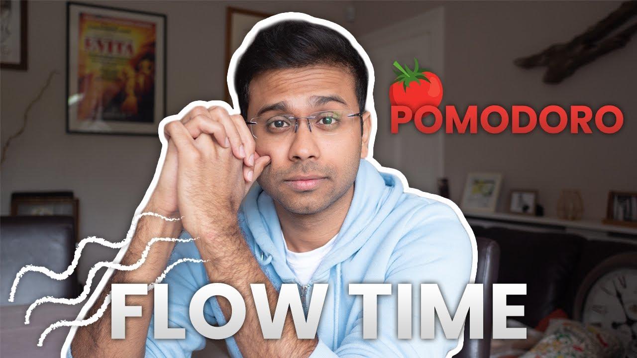 Pomodoro s*cks(kinda) ....Here's a Better Alternative - Flowtime