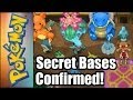 Super-Secret Bases News and Info! [CONFIRMED] - Pokemon Omega Ruby and Alpha Sapphire (3DS Gameplay)