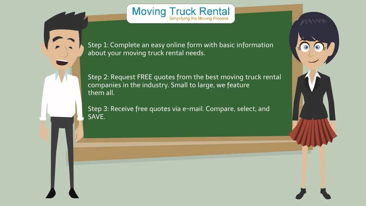 Cheap Moving Truck Rental Moving Without Burning A Hole In Your
