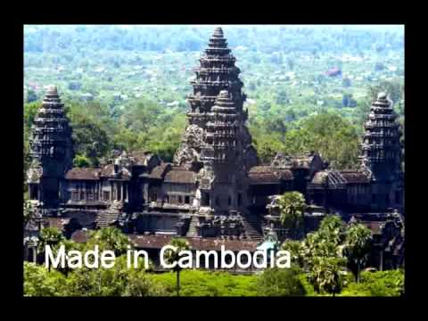 Made in Cambodia - Khmer song 1990s