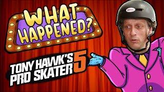 Tony Hawk's Pro Skater 5  - What Happened?