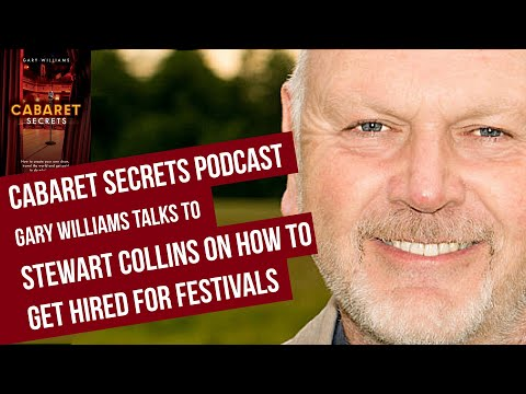Artistic Director Stewart Collins on how to get booked for the Henley Festival and much more.