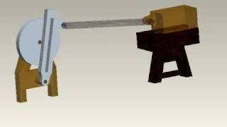 Whitworth mechanism