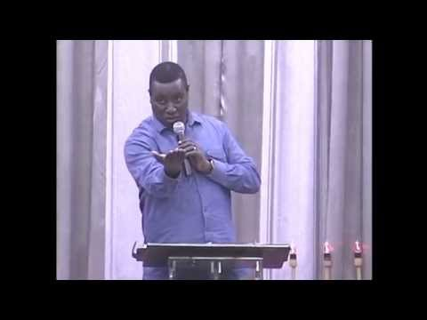 ISRAEL A SIGN OF THE ENDTIMES By Apostle Dr Paul M Gitwaza Part1