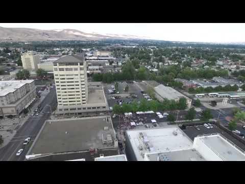 Drone @ Downtown Yakima
