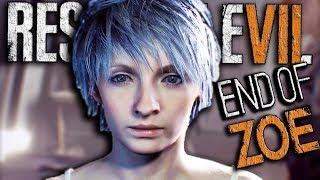 Resident Evil 7 - End of Zoe DLC | Full Playthrough