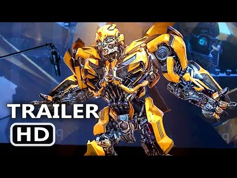 Thumbnail: TRANSFORMERS 5 Official BLOOPERS ! (2017) Optimus, Bumblebee Funny Scene Movie HD