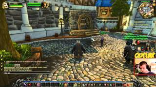 Live z Queluxem - World of Warcraft 4#