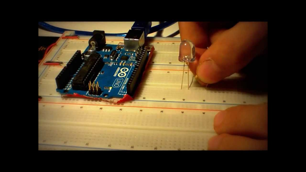 Arduino Tutorial - Buzzer with LDR and LED Free