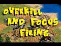 Overkill and Focus Firing