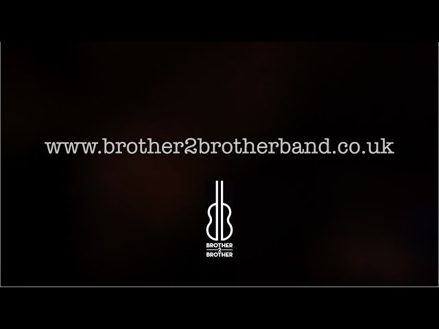 Brother 2 Brother - Live @ the Crowne Plaza - Swing set
