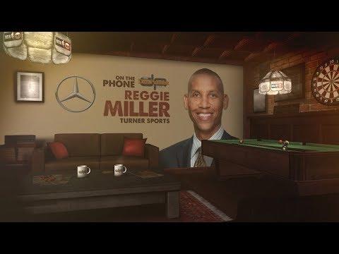 Turner Sports Reggie Miller talks East/West Finals, LeBron, Ben Simmons and more | 5/14/18