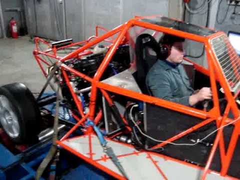 Autocross Buggy 1600cc Twin Engine Youtube