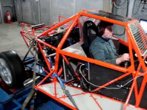 Autocross Buggy 1600cc Twin Engine Youtube