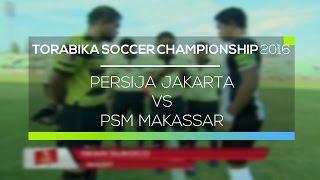 Video Gol Pertandingan Persija Jakarta vs PSM Makasar