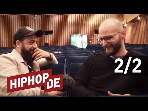 "Specter Berlin: Filmkritik, deutsche Produktionen, Rap Talk, ""AntiMarteria"" uvm. (Interview) #waslos"