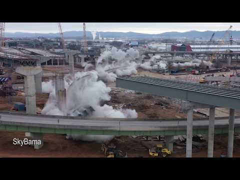 105.5 WERC-FM Local News - Watch the Implosion of the old 20-59