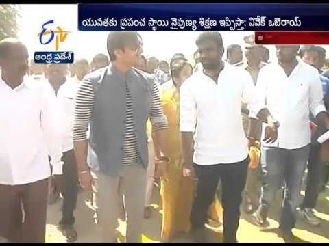 Bollywood Actor Vivek Oberoi Adopt A Village In Anthapur District Of AP
