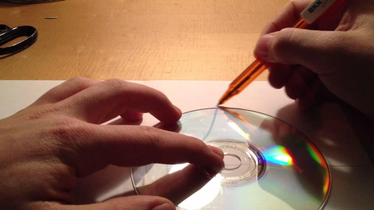 Häufig CD Hülle aus Papier falten - CD Hülle basteln - YouTube UE56