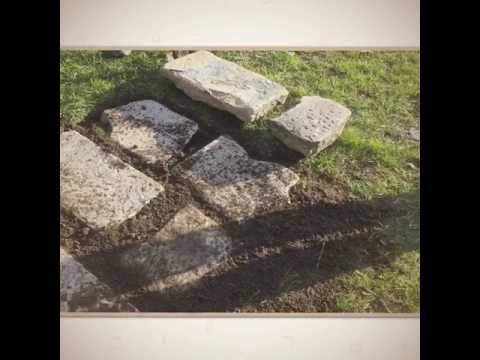 Samsaja garden antonio prestianni giardino vialetto pietra for Giardini in pietra