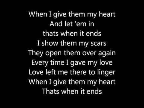 Alli Simpson - That's why i'm single lyrics